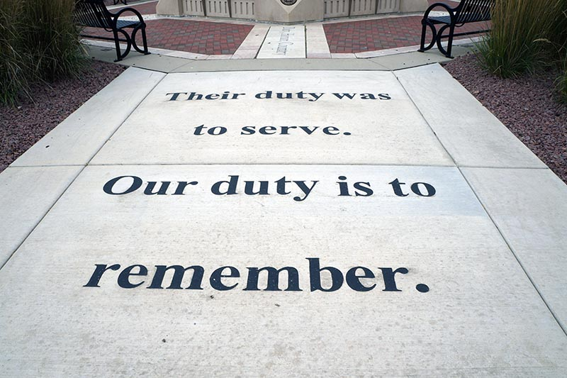 sidewalk-with-honoring-veterans-imprinted-on-sidewalk